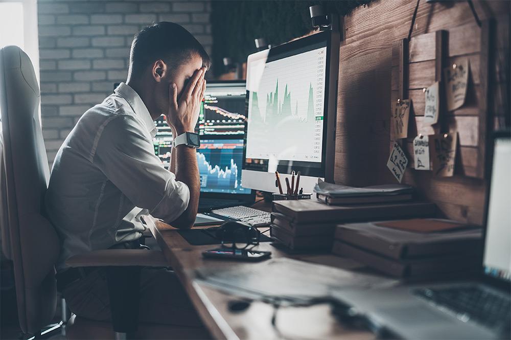 frustration from digital transformation